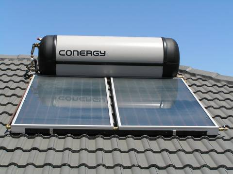 of residential, commercial and community solar power installations ...