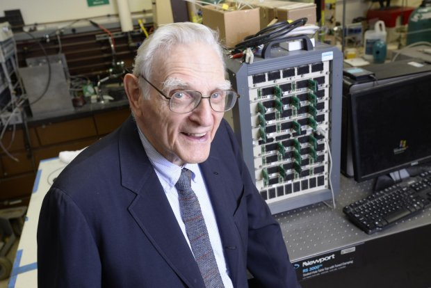 Li-ion king Goodenough creates battery he says really is... good enough