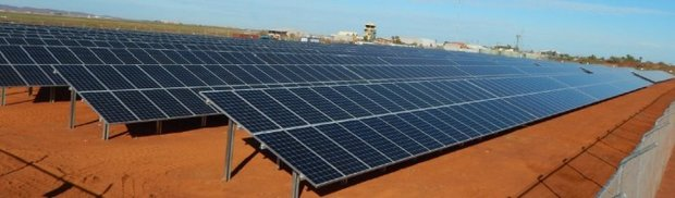 The effect of harsh weather on PV panels explored